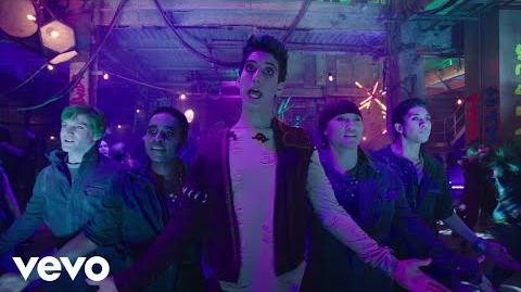 "Milo Manheim, Meg Donnelly, Kylee Russell - BAMM (From ""ZOMBIES"")"