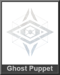 Ghost Puppet Icon