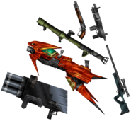 Laguna Normal Weapons