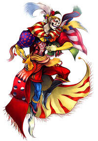 Kefka artwork
