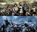 Original Dissidia Characters