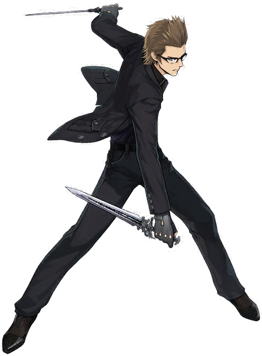Ignis Scientia Captainbasch Dissidia Dream Characters Wiki