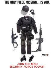 MNU SF Suit