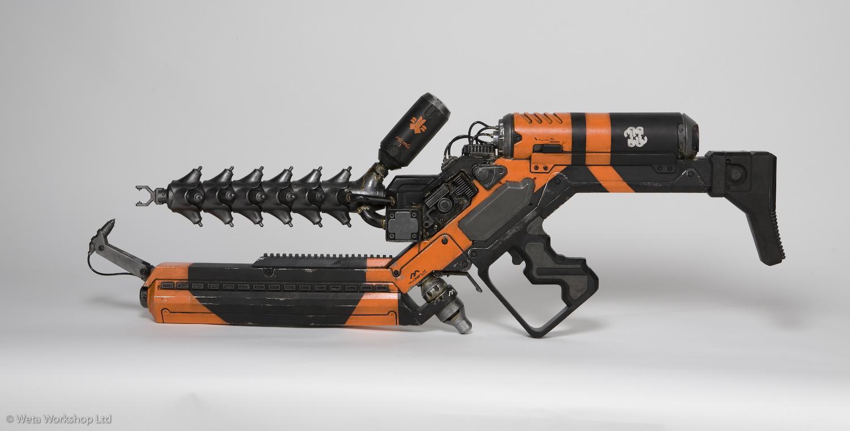 ARC gun | District 9 Wiki | FANDOM powered by Wikia