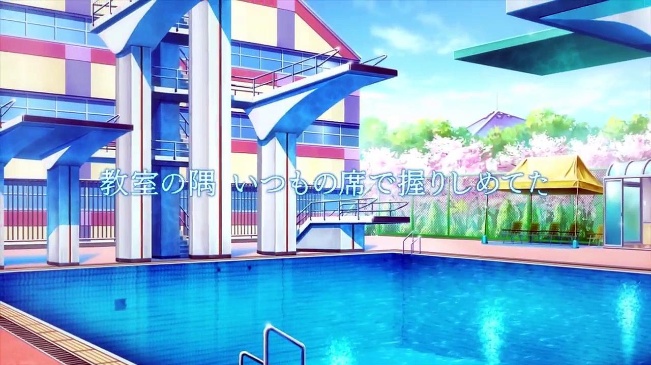 """Taiyou mo Hitoribocchi"" by Qyoto MV TV Anime Dive!! ver."
