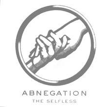 Abnegation symbol