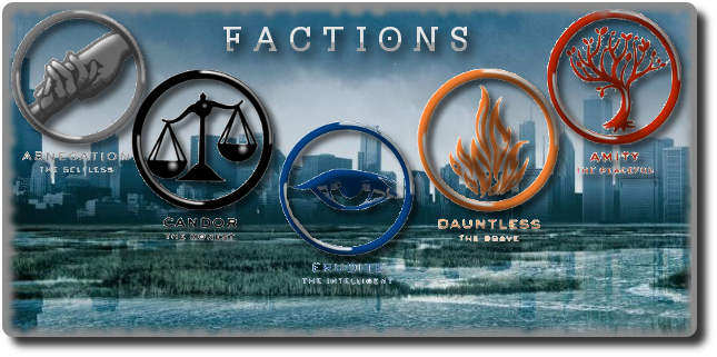 Factions | Divergent Wiki | FANDOM powered by Wikia