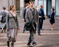 Abegation Caleb and Tris