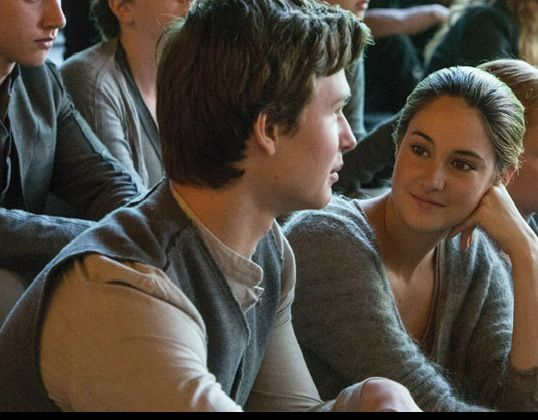 is four and tris dating in real life