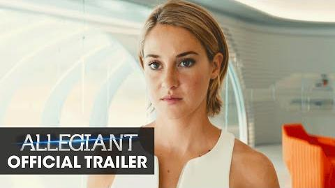 """The Divergent Series Allegiant Official Teaser Trailer – """"Beyond The Wall"""""""