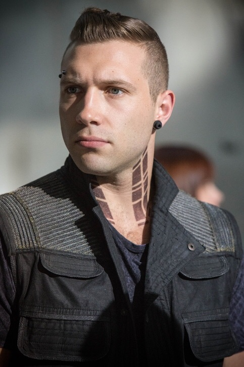 Peter From Divergent Movie