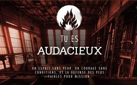 Audacieux   Wiki Divergent   FANDOM powered by Wikia