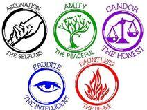 Factions, Divergent