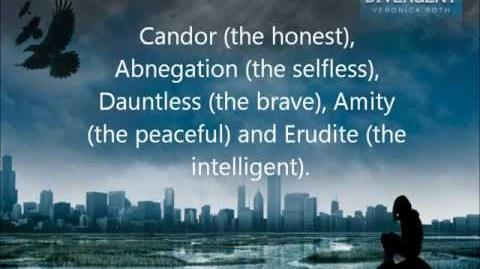 5 Factions 5 Days ~ Dauntless! ~ Day 1 ~ The Countdown To Insurgent!
