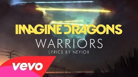 Big Brother 99/Warriors - Imagine Dragons Lyrics