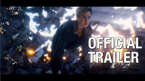 "Insurgent Final Trailer – ""Stand Together"""