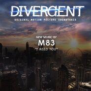 Divergent music image (M83)
