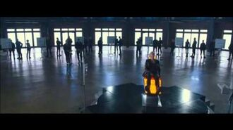Divergent - Tris' Fear Simulation Test-2