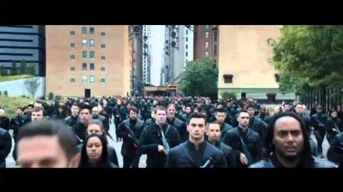 Divergent - I'll make a Dauntless out of you