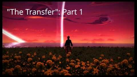 """Four, """"The Transfer"""" A Divergent Story- Part 1"""