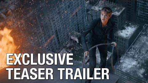 Asnow89/Insurgent Teaser Trailer Released