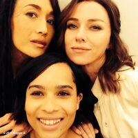 Tori,Chris,Evelyn