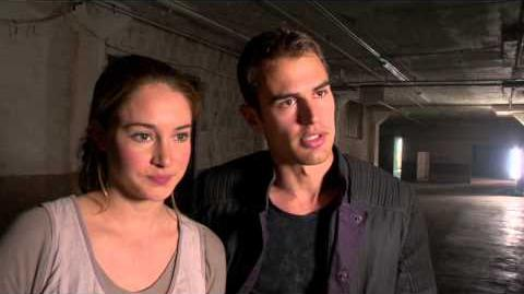 Exclusive Special Feature Clip- DIVERGENT Look for it on Blu-ray & DVD August 5!
