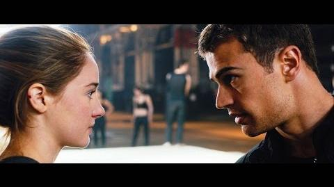 Gcheung28/New Divergent Trailer Released