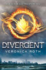 Divergent (book)