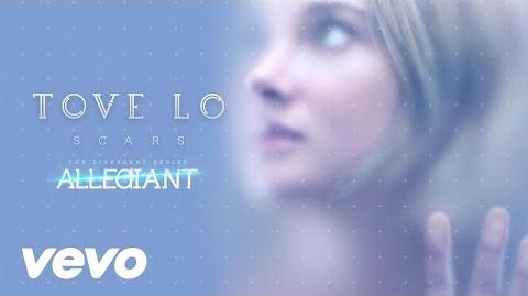 "Tove Lo - Scars (From ""The Divergent Series Allegiant"" ) (Audio)"