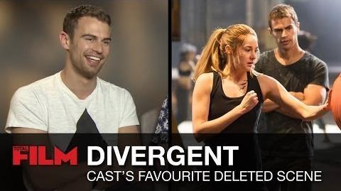 Big Brother 99/Divergent deleted scenes interview