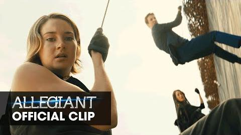 "The Divergent Series Allegiant Official Clip – ""Generator"""