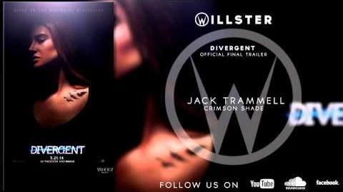 Divergent Official Final Trailer Music 3 (Jack Trammell - Crimson Shade)