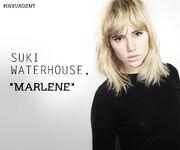 Promoción Suki Waterhouse