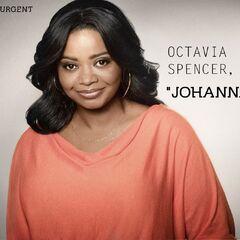 Octavia Spencer como Johanna Reyes