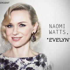 Naomi Watts como Evelyn Johnson