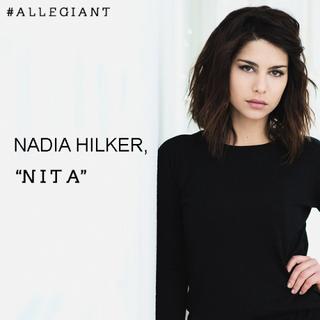 Nadia Hilker como Nita