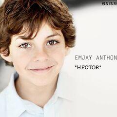 Emjay Anthony como Héctor
