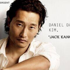 Daniel Dae Kim como Jack Kang
