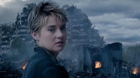 INSURGENTE - Divergente la Serie - Teaser Tráiler - 2015 en 3D