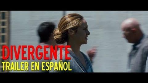 DIVERGENTE - Trailer 1 doblado al español (Oficial)