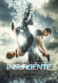 Poster Insurgente película