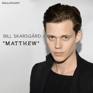 Bill Skarsgard como Matthew