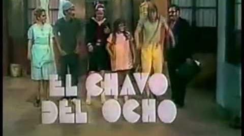 El Chavo Del Ocho - Introducción - 1973