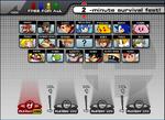 Super Smash Flash 2 Demo v0.8a Character List