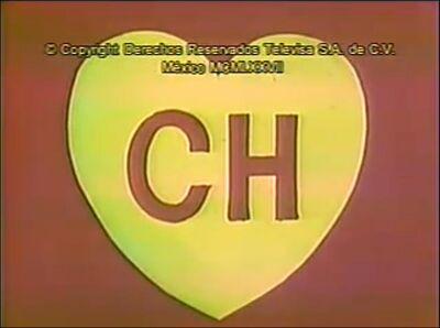 El Chapulin Colorado - 1977 - Logo