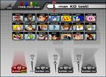 Super Smash Flash 2 Demo v0.8a Character List UNLOCKED