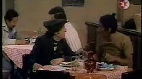 Chespirito - El chompiras y el peterete - No pagan la cuenta