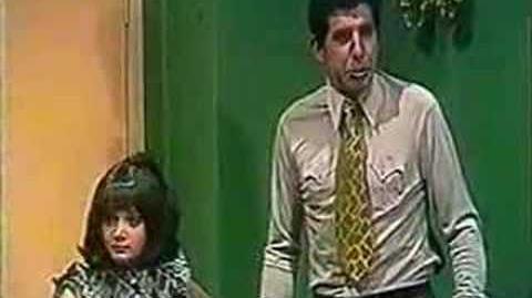 Chespirito-El Metiche