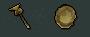 Dwarven Maul Shield Set